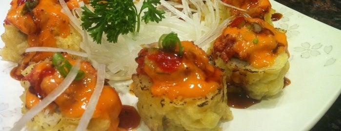 Go Fish Go Sushi is one of Katherine : понравившиеся места.