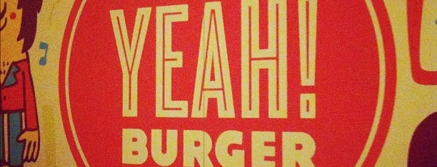 YEAH! Burger is one of Atlanta Burgers FTW.