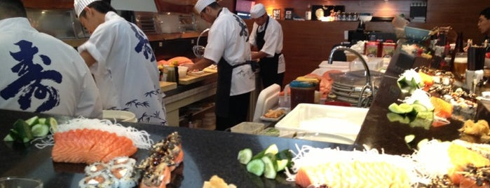 Sushi Hiroshi is one of Sao Paulo's Best Asian - 2013.