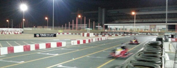 Kartdrome at Autodrome is one of Dubai 2020.