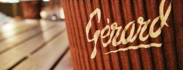 Gerard Cafe is one of Food in Dubai, UAE.