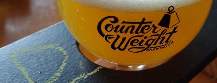 Counter Weight Brewing Co. is one of Orte, die Cole gefallen.