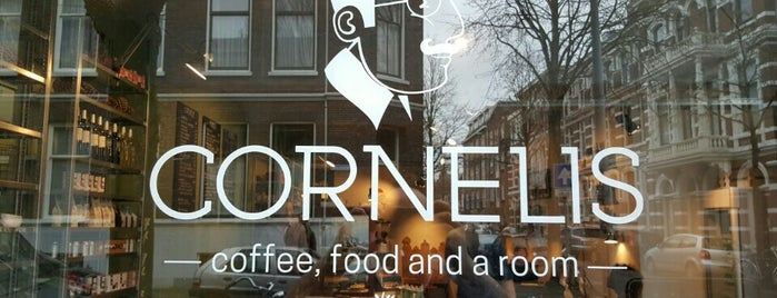 Cornelis is one of Utrecht.