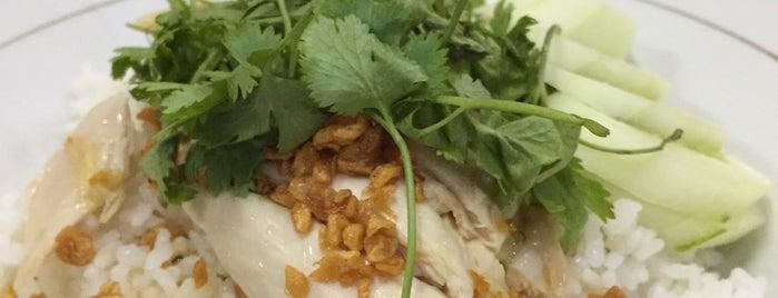 Wong Fu Kie is one of Jkt Simple Art of Eating.