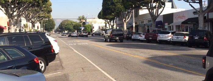 Girasole is one of 20 favorite LA restaurants.