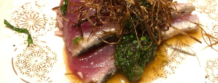 Sushi Mori Tomoaki is one of Tempat yang Disimpan Ms. Mo.