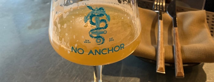 No Anchor is one of Seattle To-Do's.