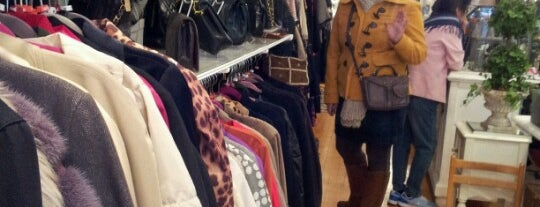 A Second Chance Designer Resale Boutique is one of Nyc.
