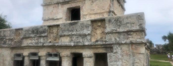 Tulum Mayan Ruins is one of 🌴Tulum🌴.