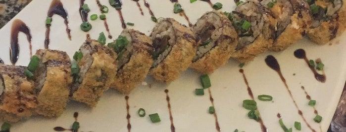 Tókio Sushi Lounge is one of BH.