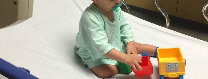 Joseph M. Sanzari Children's Hospital is one of Pacoさんのお気に入りスポット.
