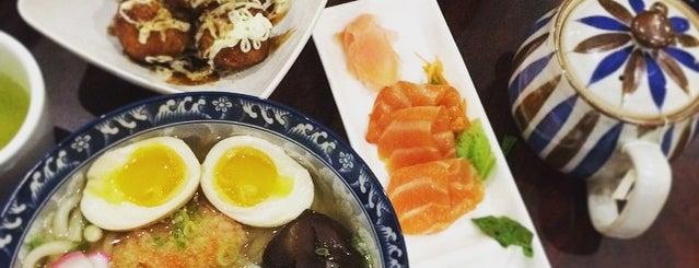 Nagomi Izakaya is one of Cheap DC Sushi.
