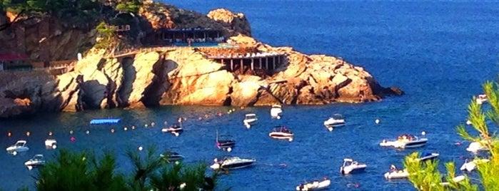 Aiguafreda is one of Playas de España: Cataluña.