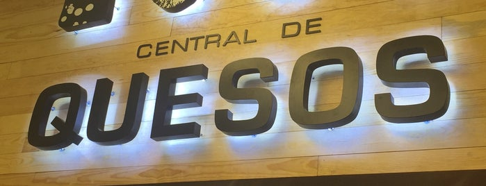 Central de Quesos is one of OTROS.