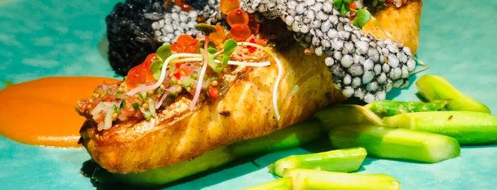 BAO • Modern Chinese Cuisine is one of V͜͡l͜͡a͜͡d͜͡y͜͡S͜͡l͜͡a͜͡v͜͡a͜͡さんのお気に入りスポット.