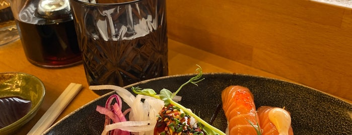 Mogge Sushi is one of Stockholm.