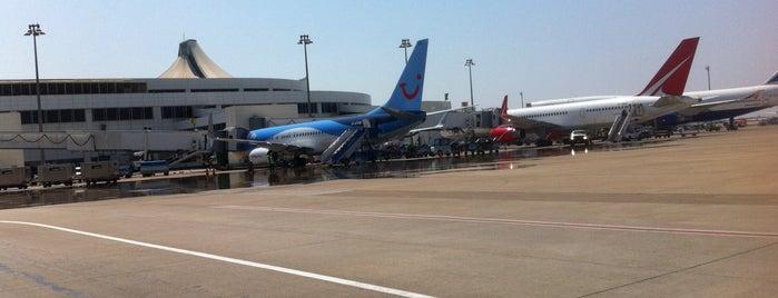 Antalya Havalimanı (AYT) is one of Havalimanları.