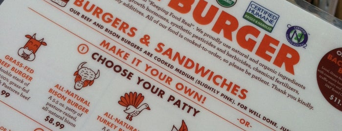 YEAH! Burger is one of The Only List You'll Need - ATL.