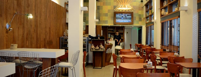 Market Cafe is one of S4F.