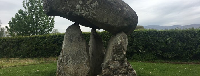 Proleek Dolmen is one of Éannaさんのお気に入りスポット.