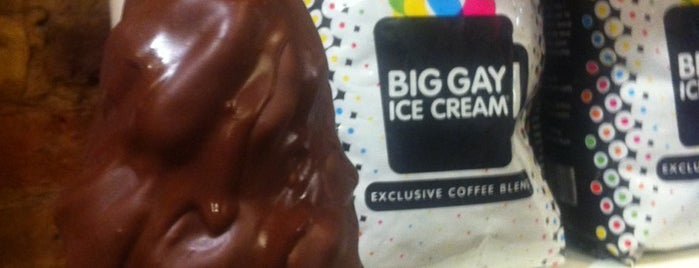 Big Gay Ice Cream Shop is one of Food To Done.