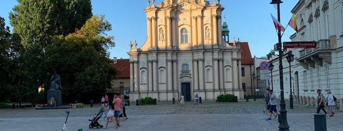 Kościół ss. Wizytek pw. Opieki świętego Józefa Oblubieńca Niepokalanej Bogurodzicy Maryi is one of faenza.