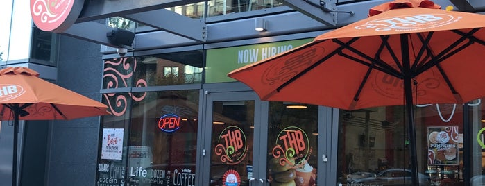 THB Bagels and Deli is one of US.