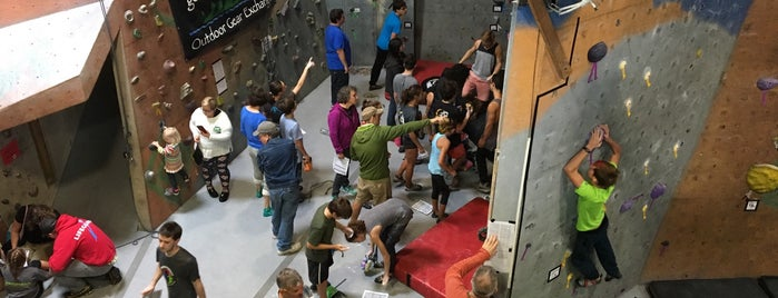 Petra Cliffs Climbing Center & Mountaineering School is one of Vermont.