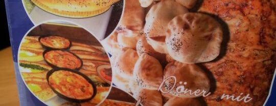 Efendi Kebab is one of Gutes für Leib & Seele.