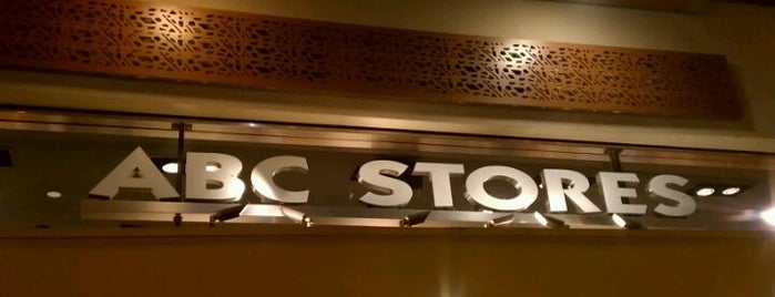 ABC Store is one of Hawaii Omiyage.