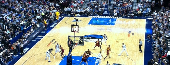 American Airlines Center is one of All Things Sporting Venues....