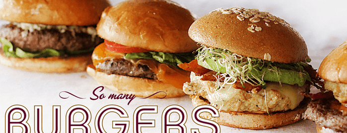 Grub Burger Bar is one of * Gr8 Burgers—Juicy 1s In The Dallas/Ft Worth Area.