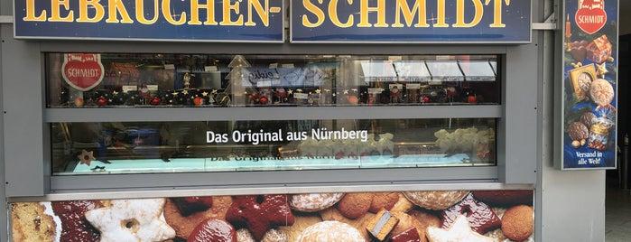 Lebkuchen Schmidt is one of Wochenende in Nürnberg.