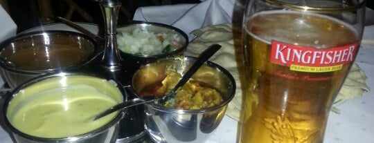 The Rajdoot is one of Wimbledon Good Food Guide.