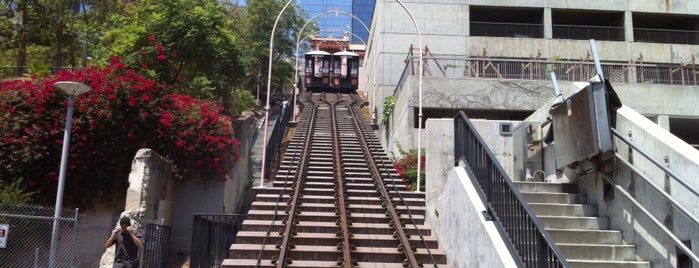 Angels Flight - Lower Station is one of Los Angeles.