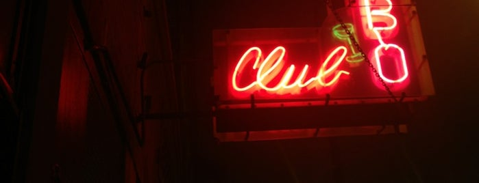 Rainbo Club is one of Chicago.