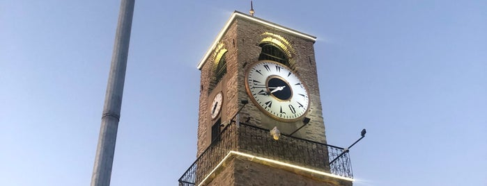 Saat Kulesi is one of Eskişehir İlçeleri Gezilececek\Yenilecek Yerler.