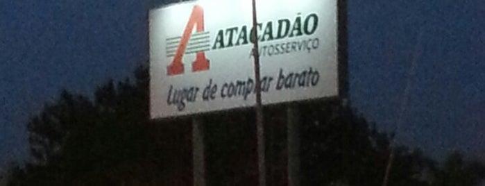 Atacadão is one of Lugares que freqüento no dia-a-dia.