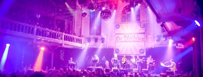 Paradiso is one of Hello, Amsterdam.