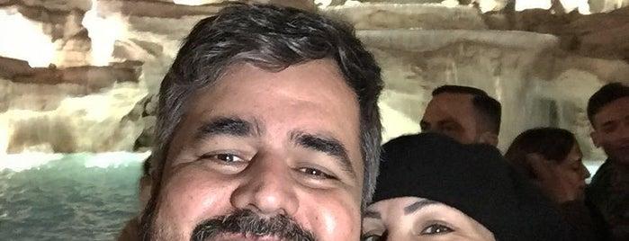 Trevi Çeşmesi is one of Daniela'nın Beğendiği Mekanlar.
