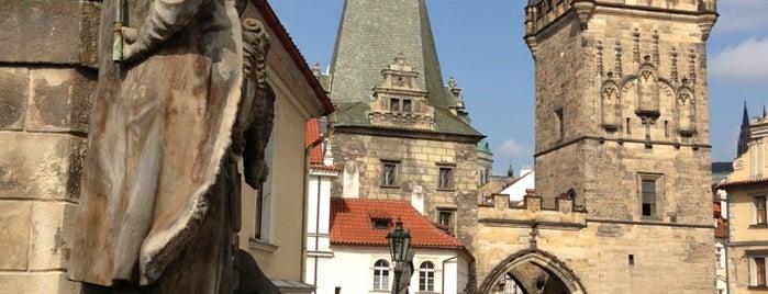 Karlův most   Charles Bridge is one of Long weekend in Prague.