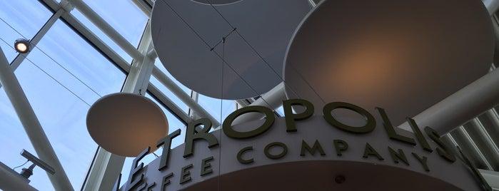 Metropolis Coffee is one of Lugares favoritos de Fernando.