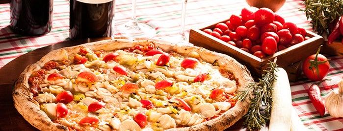 Vituccio Pizzeria is one of Explorado.