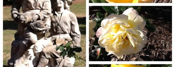 Mable Ringling's Rose Garden is one of Florida Highlights.