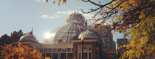 Allan Gardens Conservatory is one of CAN Toronto Favourites.