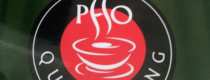 Quo Huong Pho Noodle & Grill is one of Exploring Dallas~.