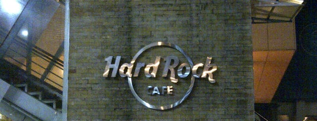 Hard Rock Cafe Jakarta is one of Djakarta, ID..