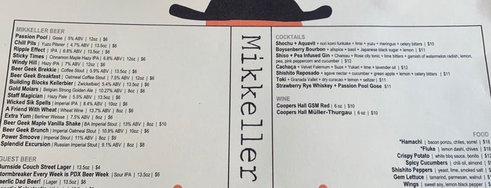 Mikkeller Portland is one of Nolandさんのお気に入りスポット.