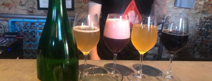 ANXO Cidery & Pintxos Bar is one of Washingtonian Best.