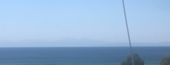 Deniz Otel is one of สถานที่ที่ Seda ถูกใจ.